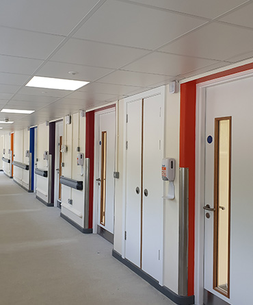 Image 2 from project: Connolly Hospital